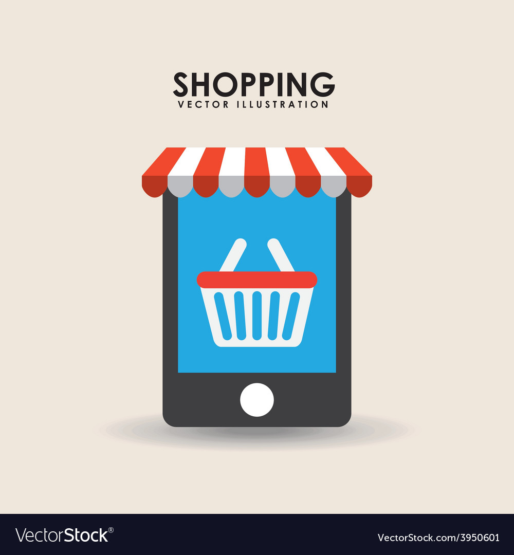 Shopping concept vector | Price: 1 Credit (USD $1)