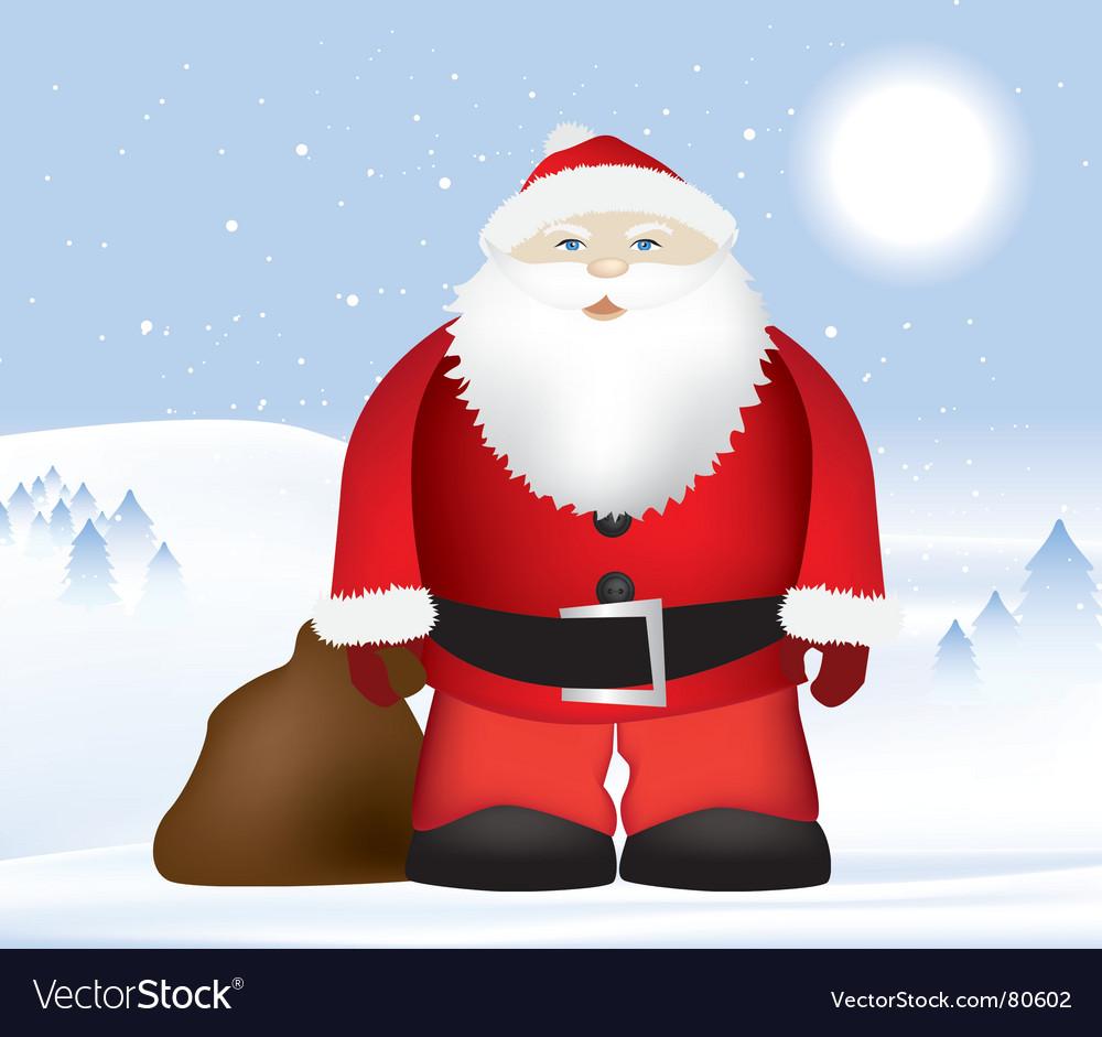 Fat santa vector   Price: 1 Credit (USD $1)