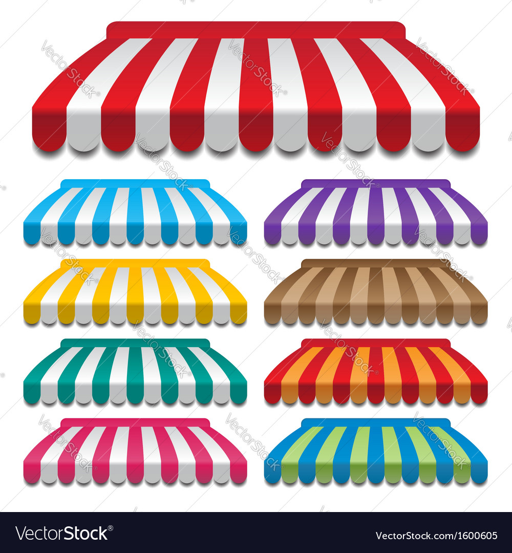 Awning vector   Price: 1 Credit (USD $1)