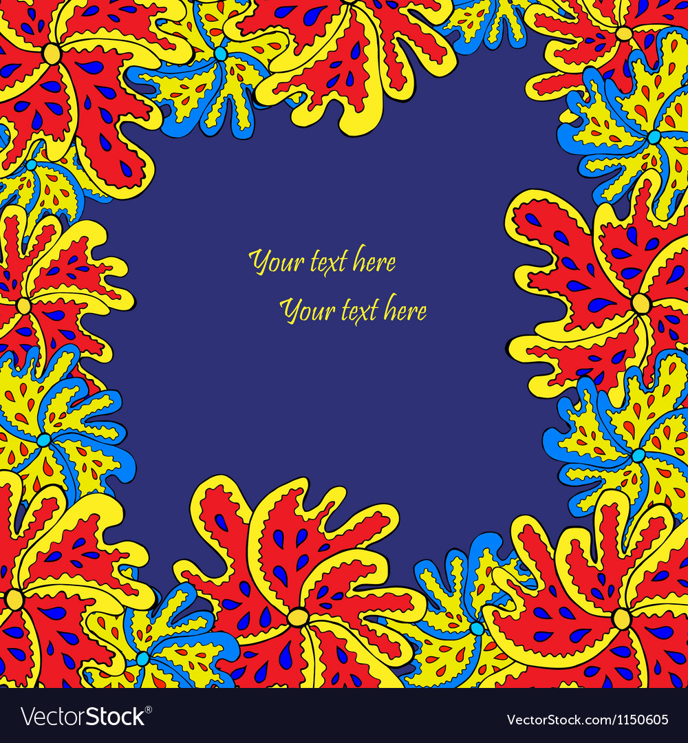 Decorative original frame vector | Price: 1 Credit (USD $1)