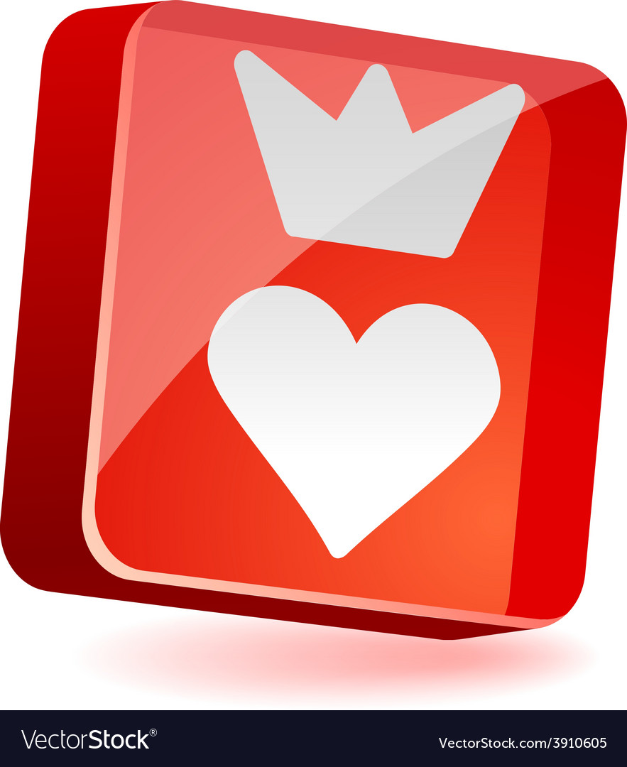 Sweetheart icon vector | Price: 1 Credit (USD $1)
