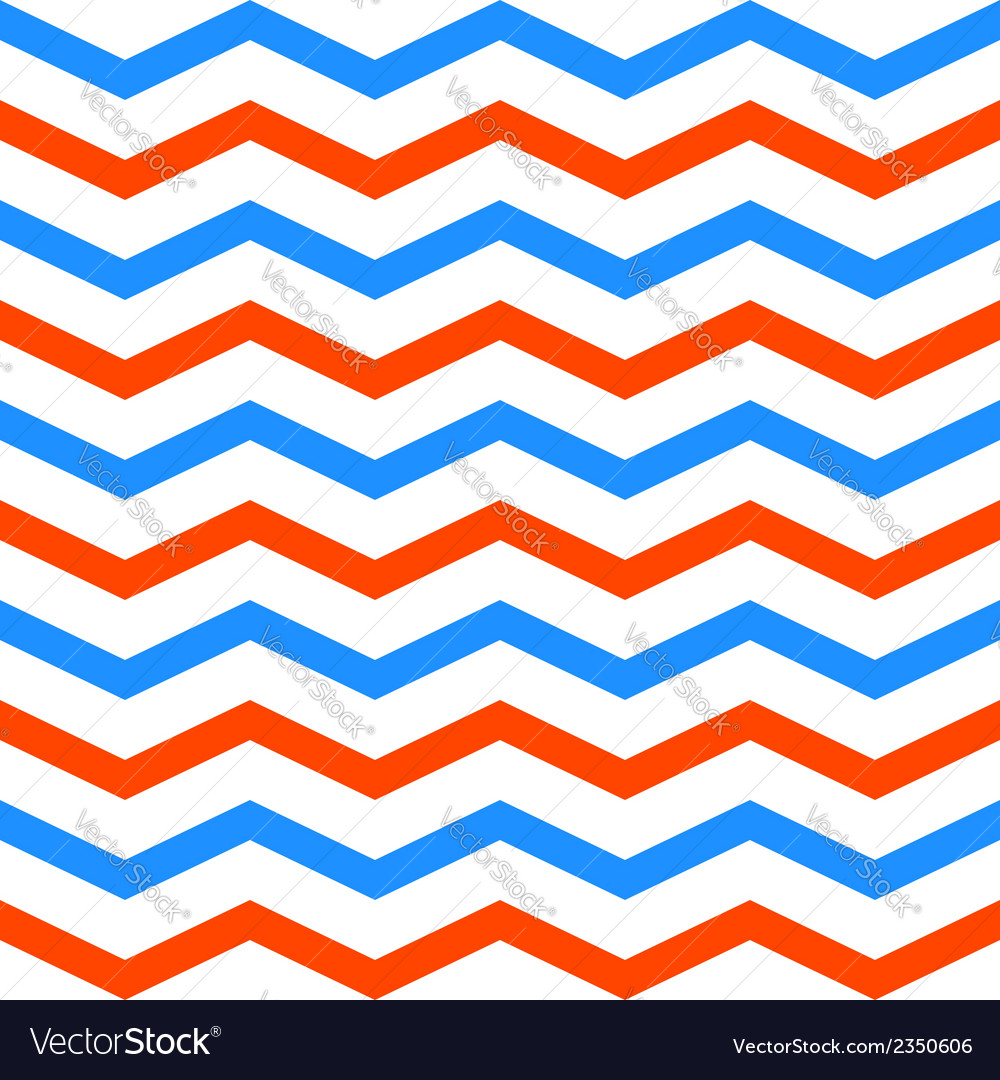 Chevron seamless pattern vector | Price: 1 Credit (USD $1)