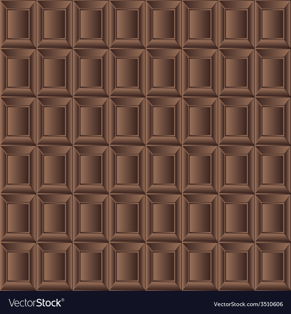 Chocolate milk seamless background texture vector | Price: 1 Credit (USD $1)