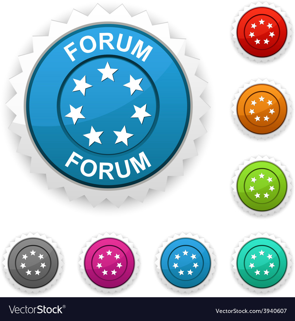 Forum award vector | Price: 1 Credit (USD $1)
