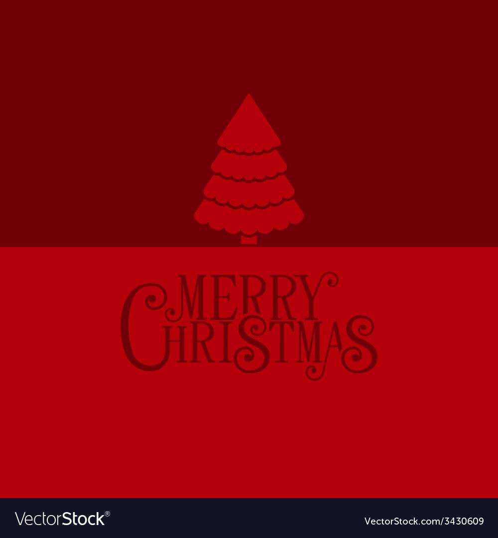 Christmas retro typographic background vector   Price: 1 Credit (USD $1)