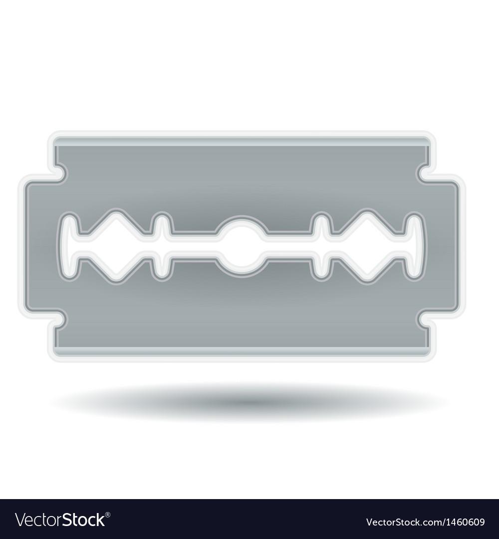 Simple razor blade vector   Price: 1 Credit (USD $1)