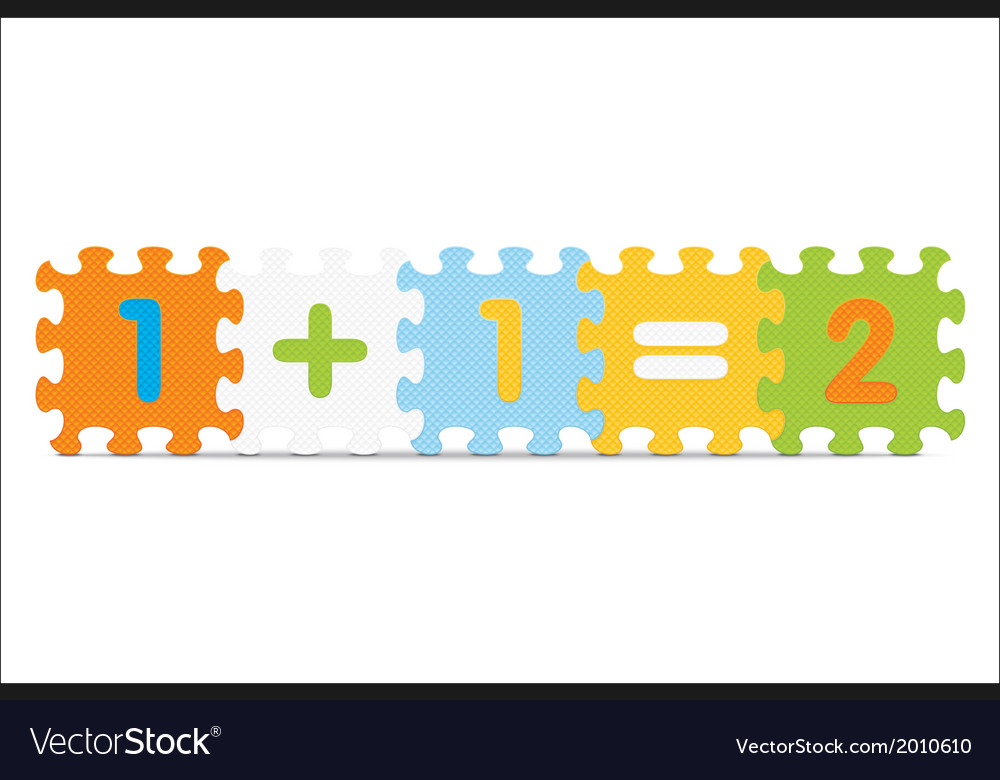 112 written with alphabet puzzle vector | Price: 1 Credit (USD $1)