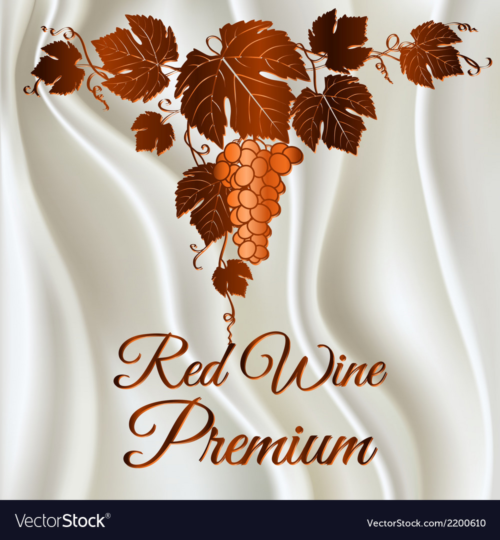 Wine grapes vector | Price: 1 Credit (USD $1)