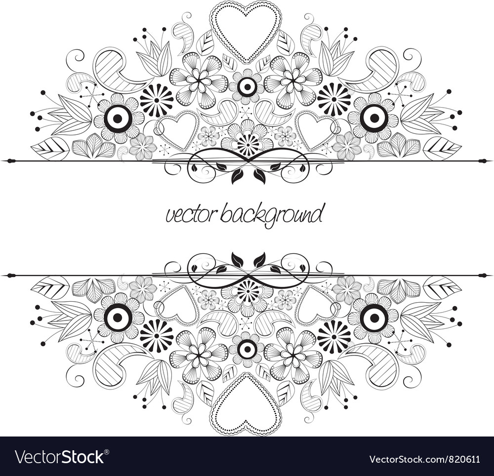 Decoration vector | Price: 1 Credit (USD $1)
