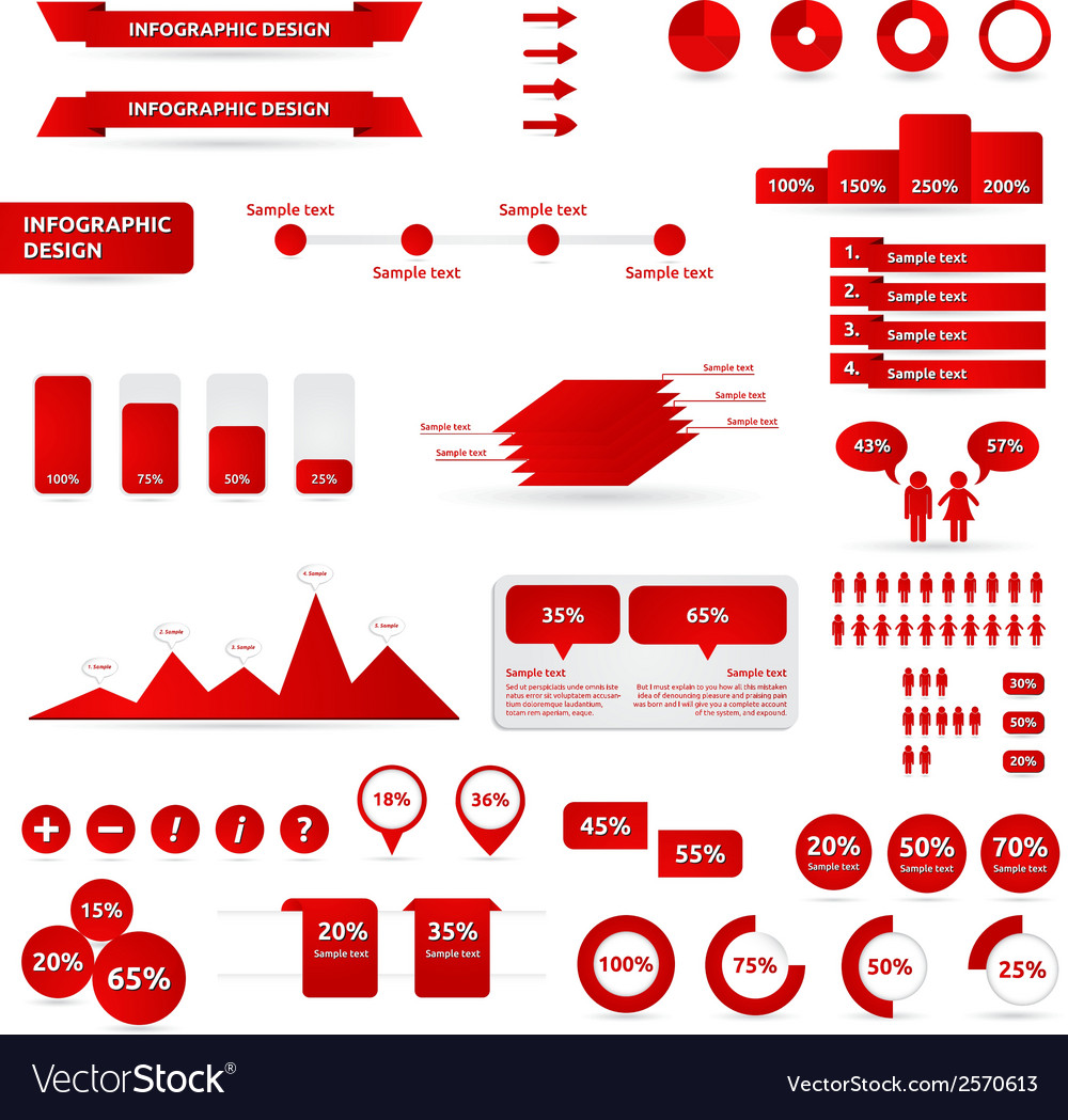 Infographic design vector | Price: 1 Credit (USD $1)
