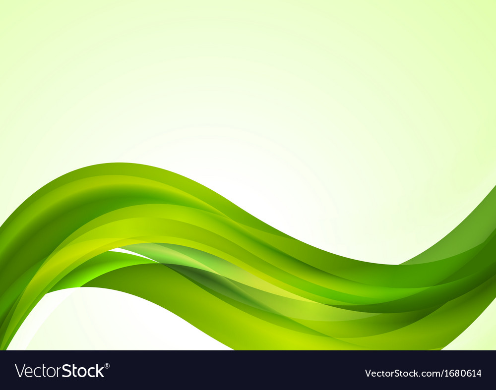 Bright wavy design vector | Price: 1 Credit (USD $1)