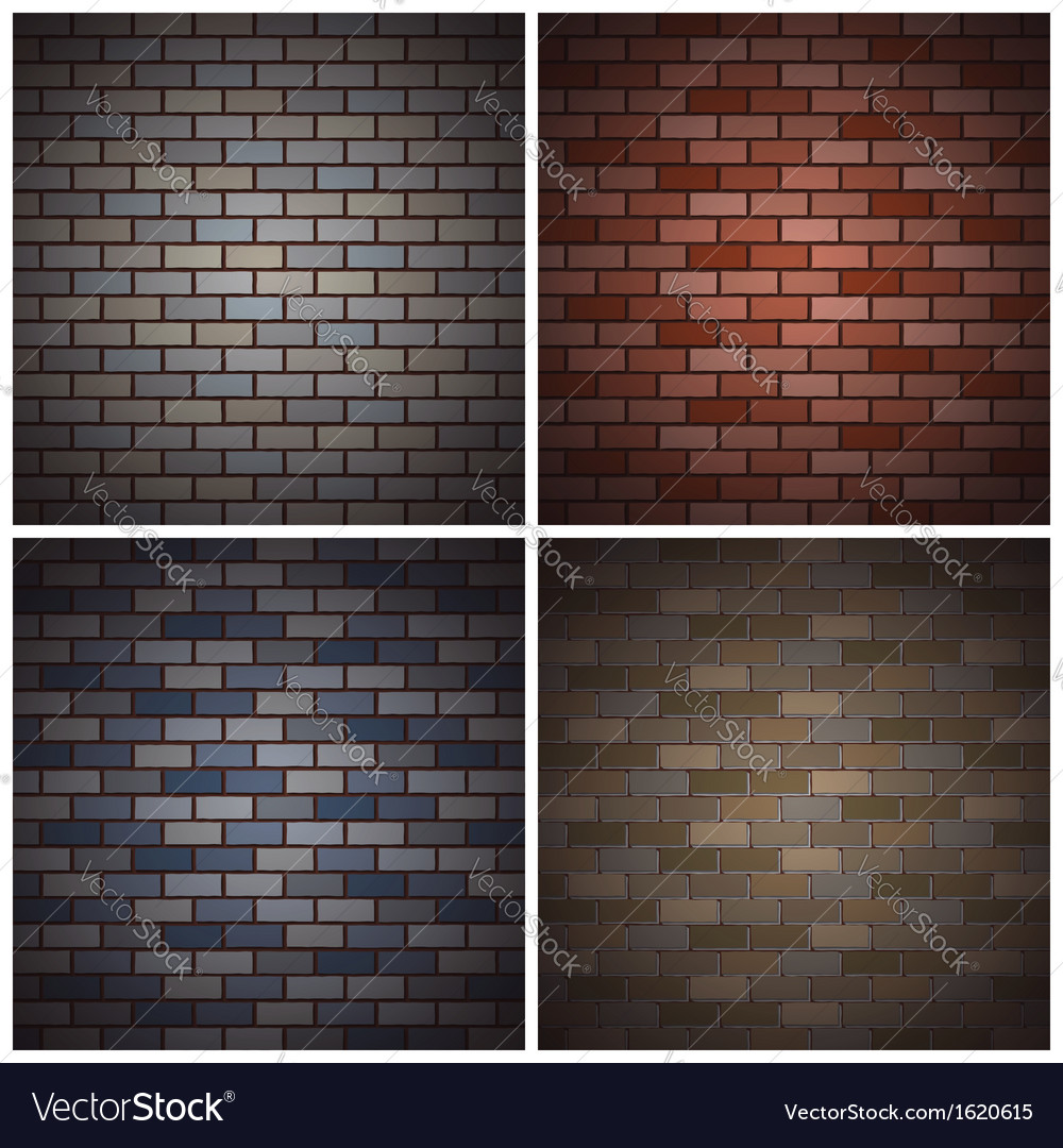 Bricks walls vector | Price: 1 Credit (USD $1)