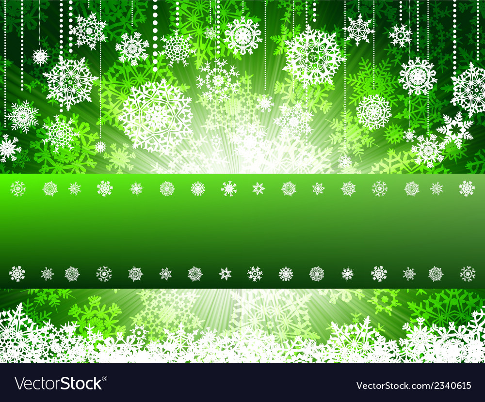 Bright new year and cristmas card template eps 8 vector | Price: 1 Credit (USD $1)