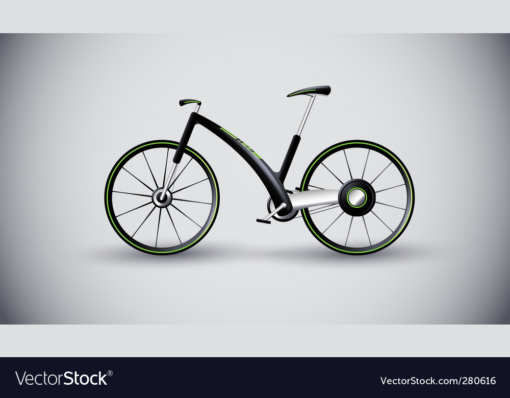Concept bike for urban vector | Price: 1 Credit (USD $1)