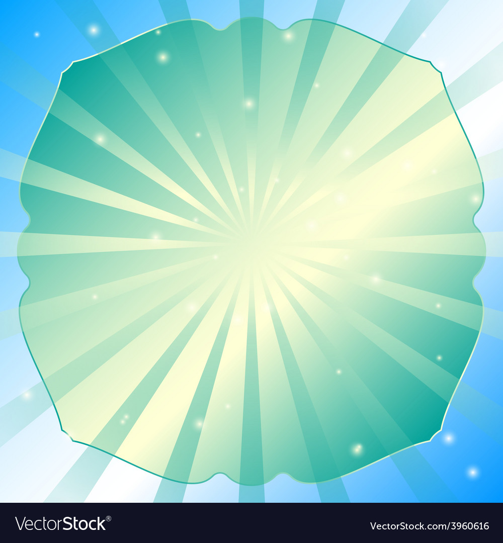 Radial abstract background vector | Price: 1 Credit (USD $1)