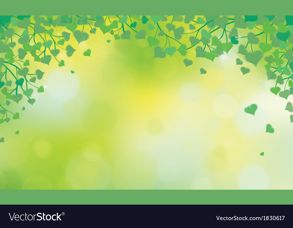 Leaves background vector | Price: 1 Credit (USD $1)
