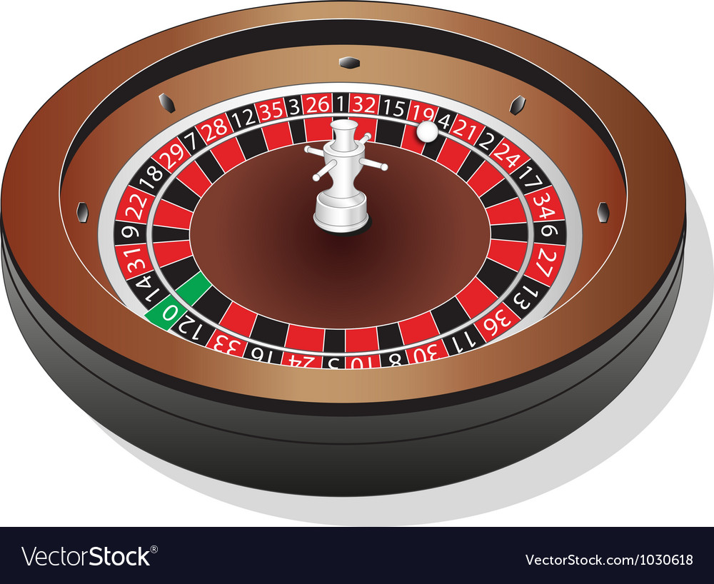 Roulette-wheel vector | Price: 1 Credit (USD $1)