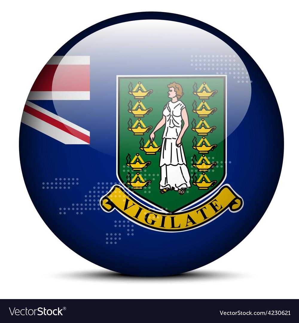 British virgin islands vector | Price: 1 Credit (USD $1)