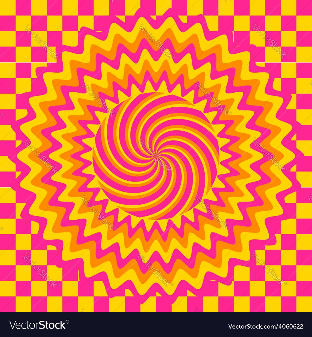 Hypnotic vector | Price: 1 Credit (USD $1)