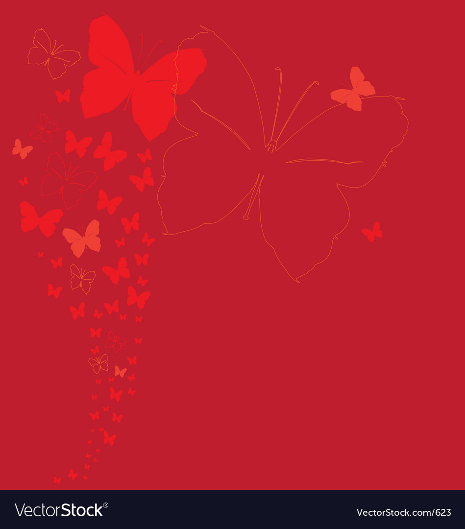 Butterfly effect vector | Price: 1 Credit (USD $1)