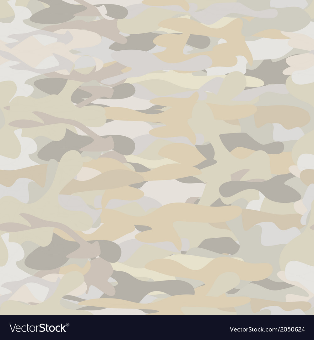 Khaki camouflage repeat pattern vector | Price: 1 Credit (USD $1)