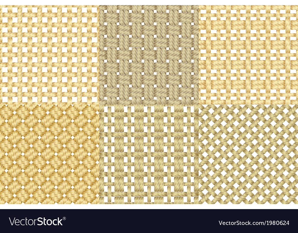 Six canvas pattern vector | Price: 1 Credit (USD $1)