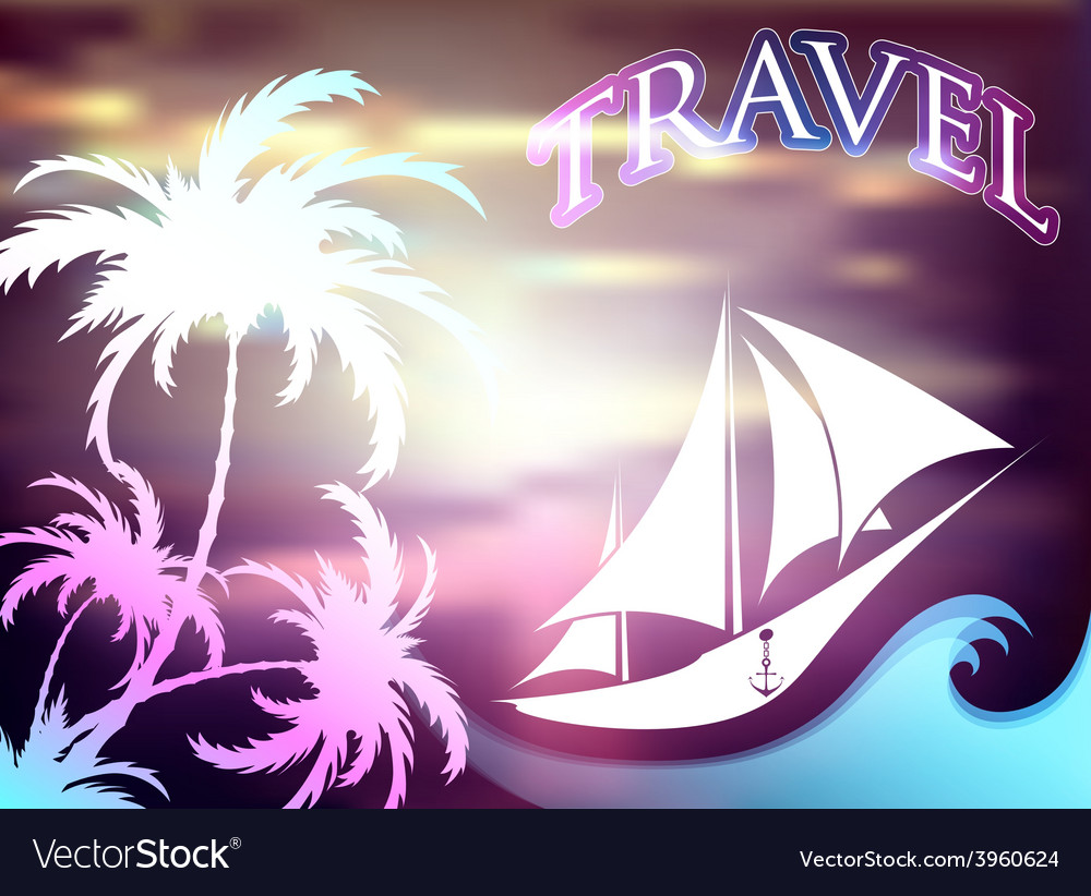 Travel and leisure vector | Price: 1 Credit (USD $1)