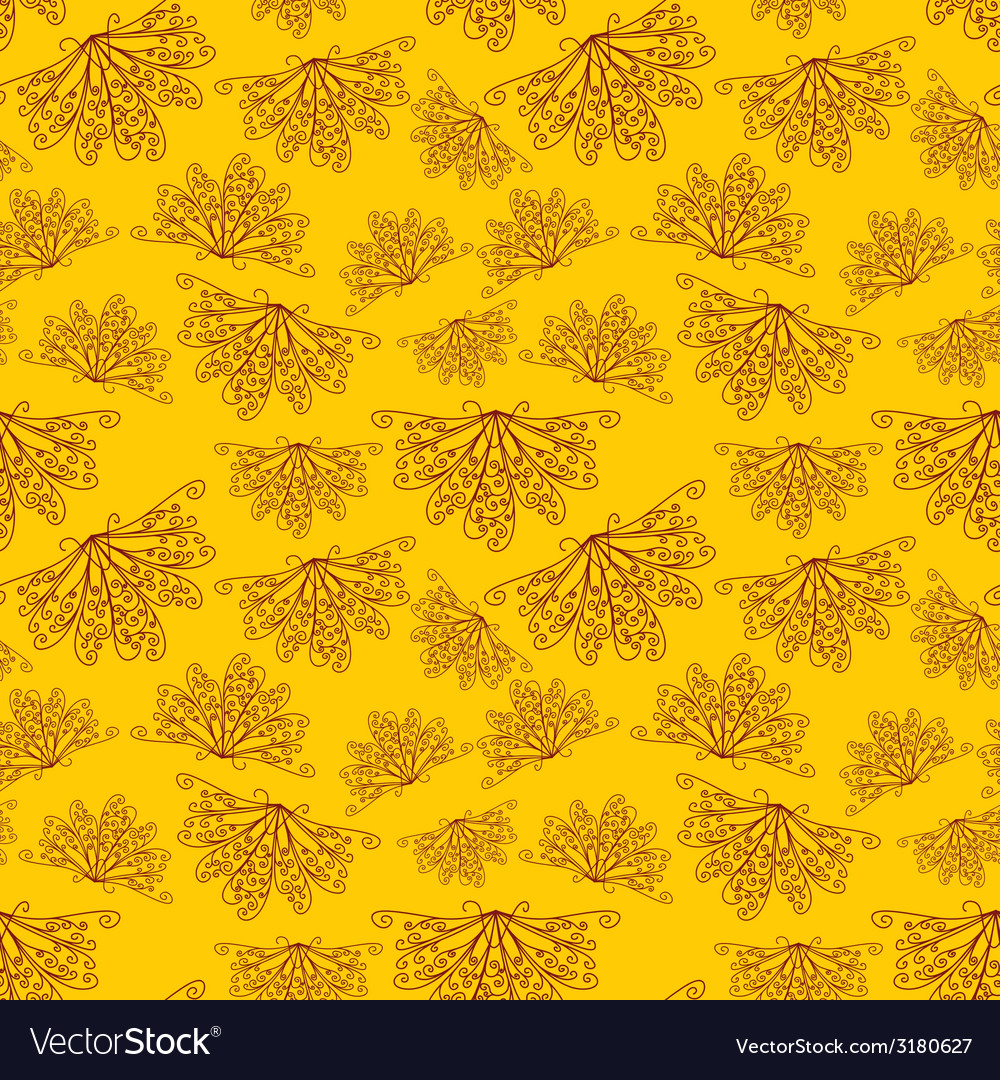 Fall abstract pattern vector | Price: 1 Credit (USD $1)
