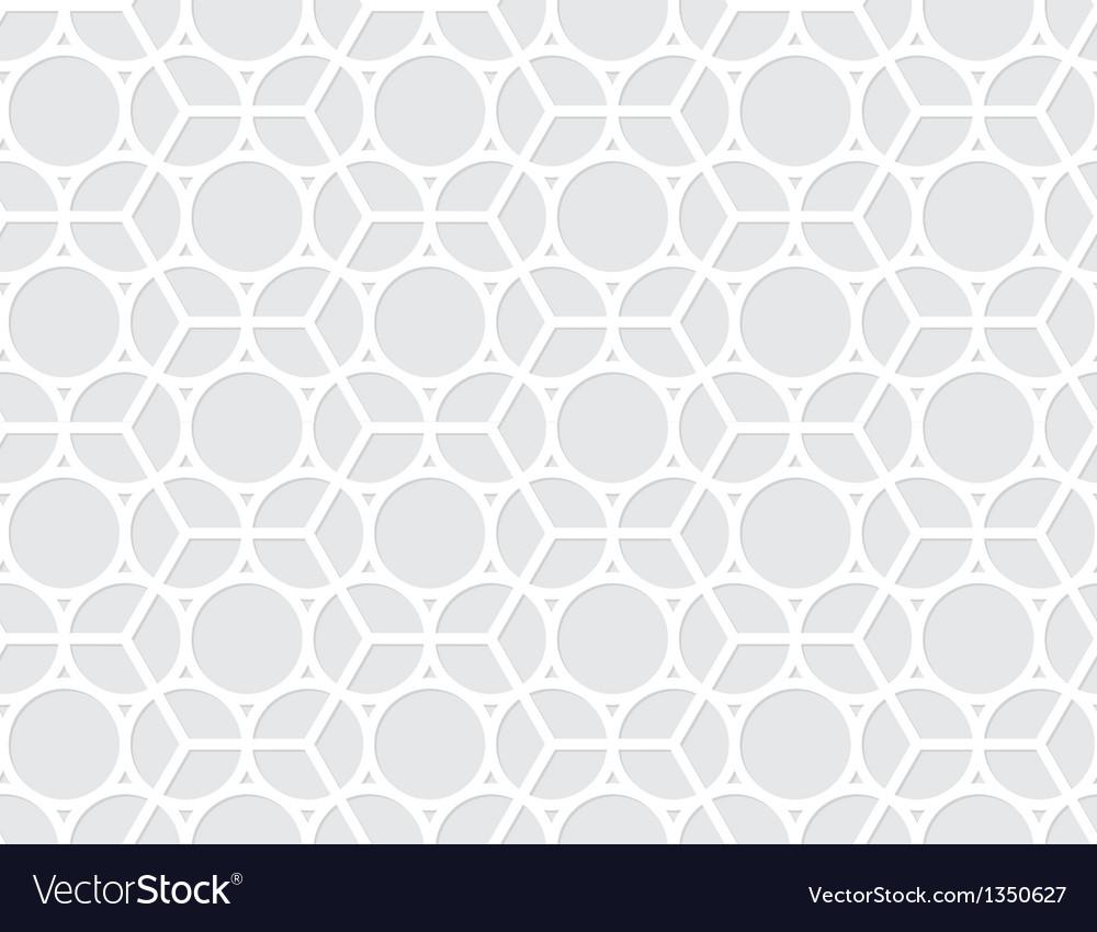 Hexagonal seamless pattern vector   Price: 1 Credit (USD $1)