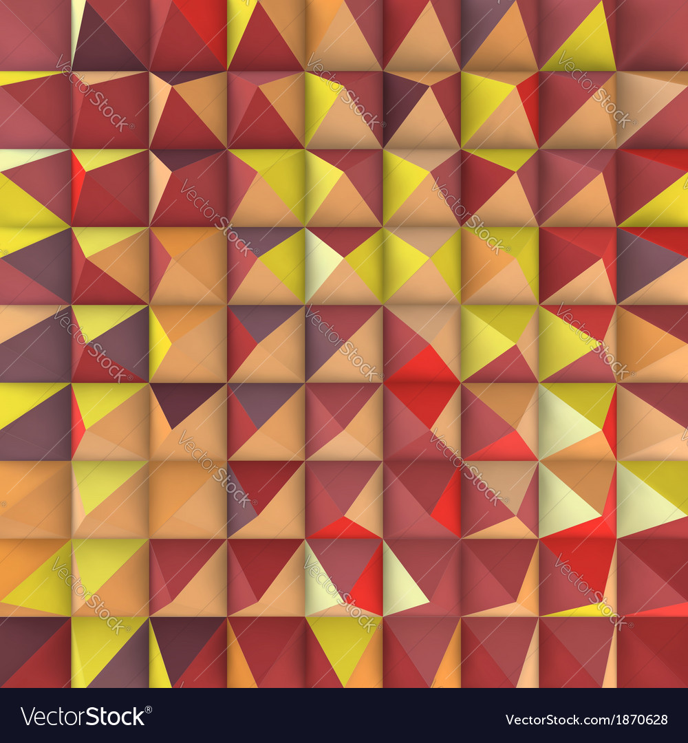 Abstract mosaic background vector | Price: 1 Credit (USD $1)