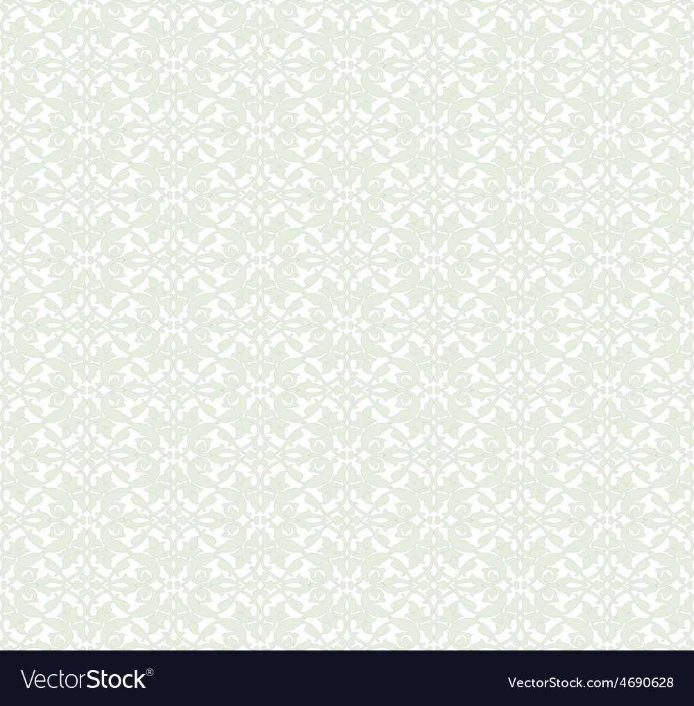 White floral pattern vector | Price: 1 Credit (USD $1)
