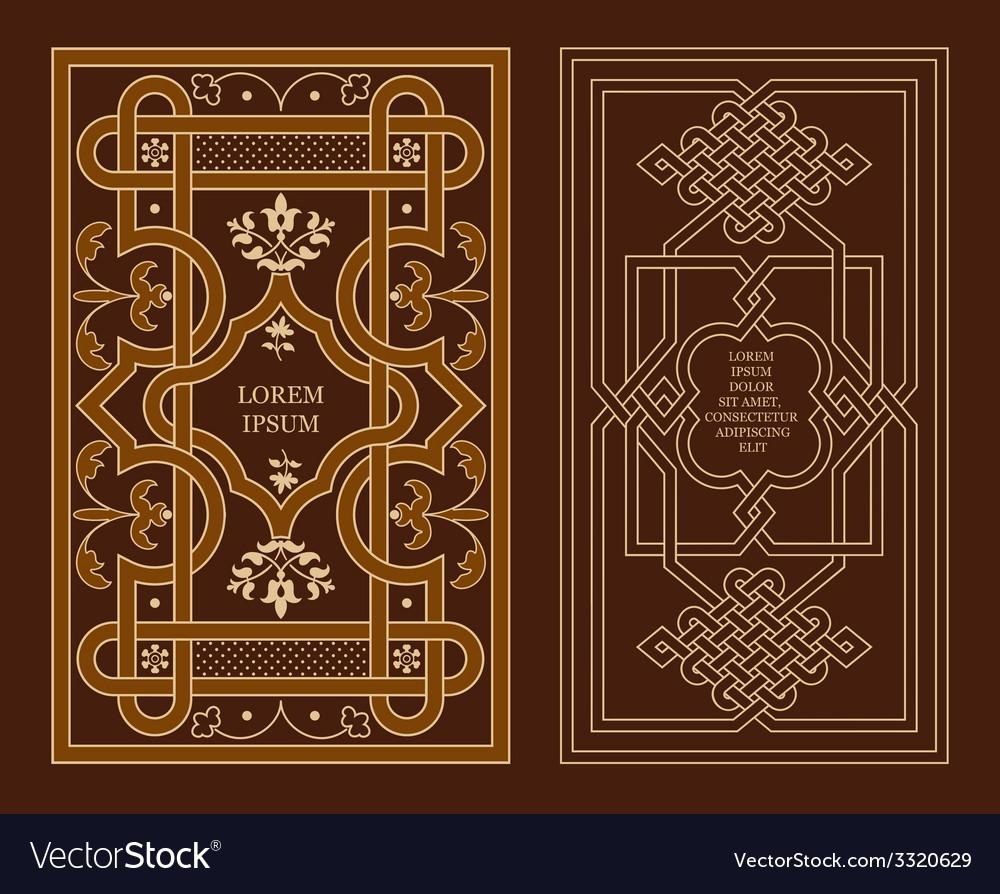 Arabic decoration vector   Price: 1 Credit (USD $1)