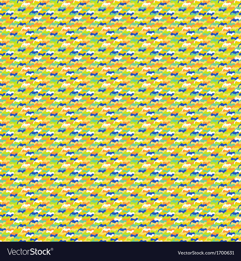 Camouflage seamless geometric pattern vector | Price: 1 Credit (USD $1)