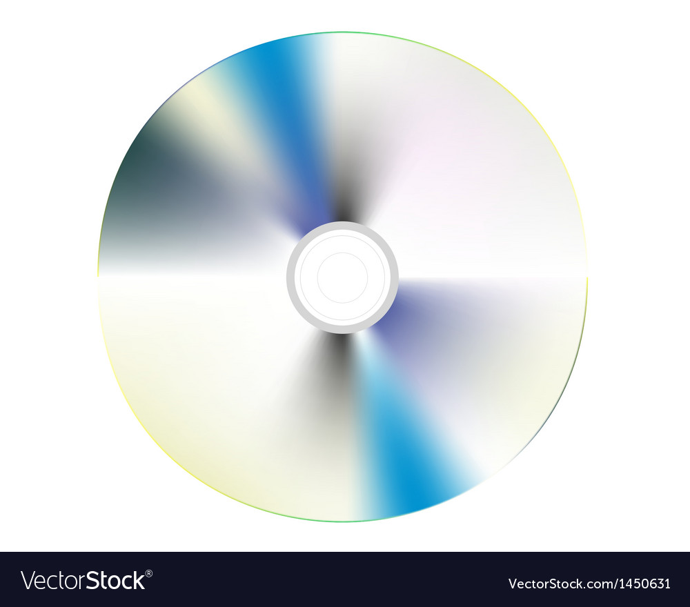 Cd rom vector | Price: 1 Credit (USD $1)