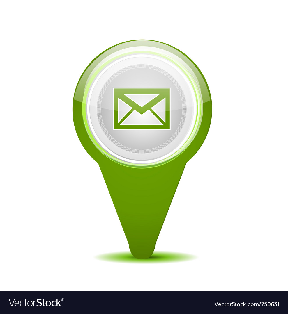 Email message icon vector | Price: 1 Credit (USD $1)