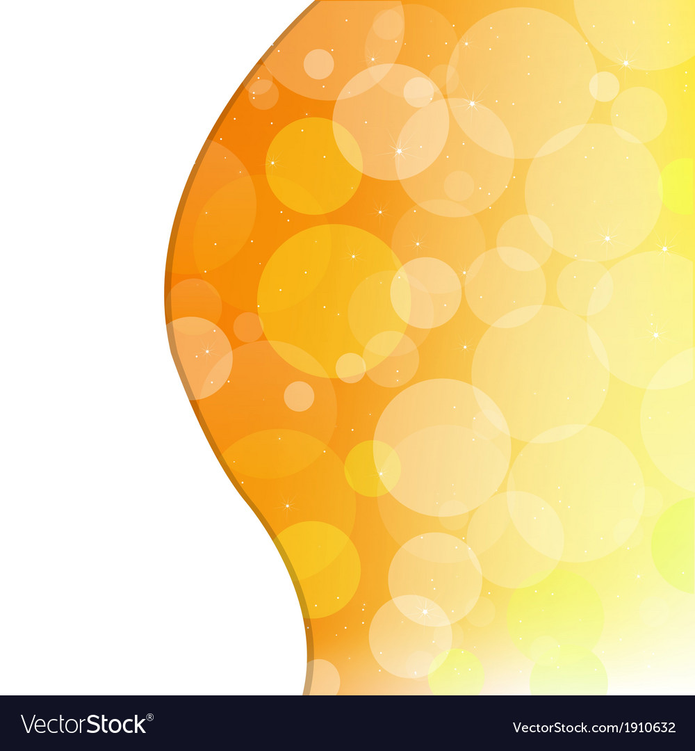 Abstract orange background vector   Price: 1 Credit (USD $1)