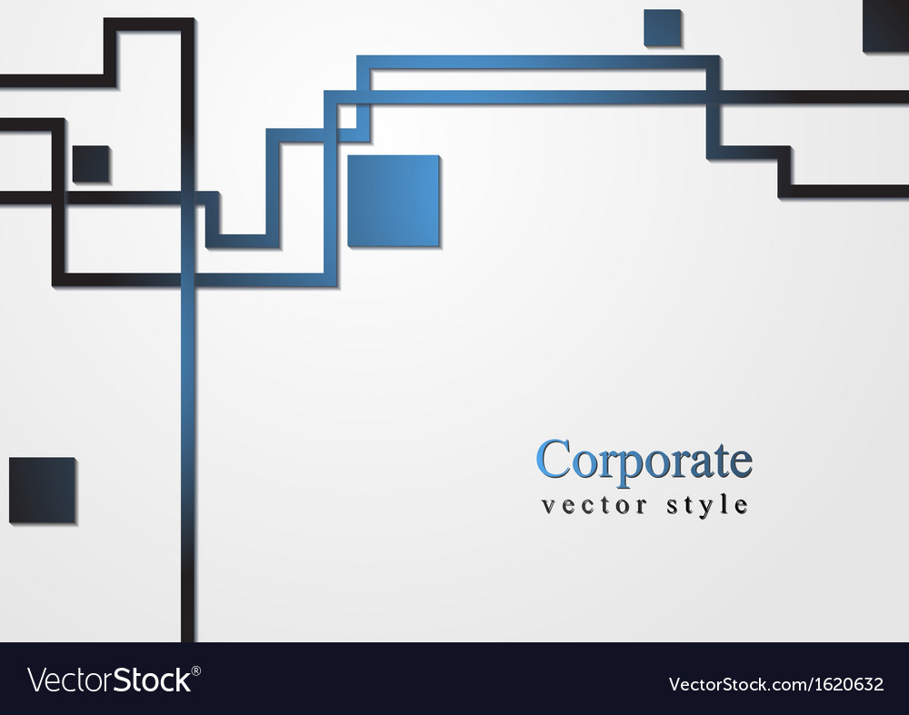 Business tech background vector | Price: 1 Credit (USD $1)