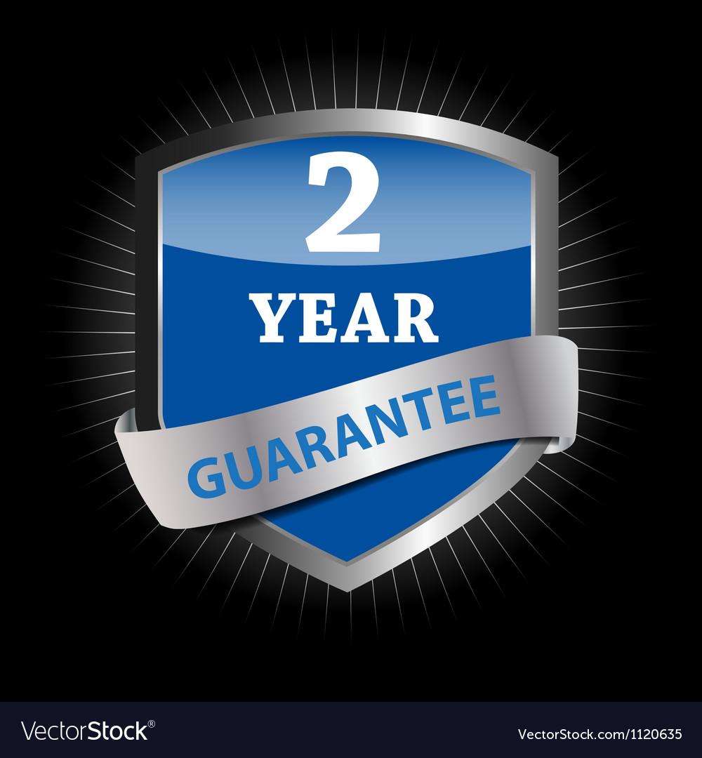Guarantee label shield vector | Price: 1 Credit (USD $1)