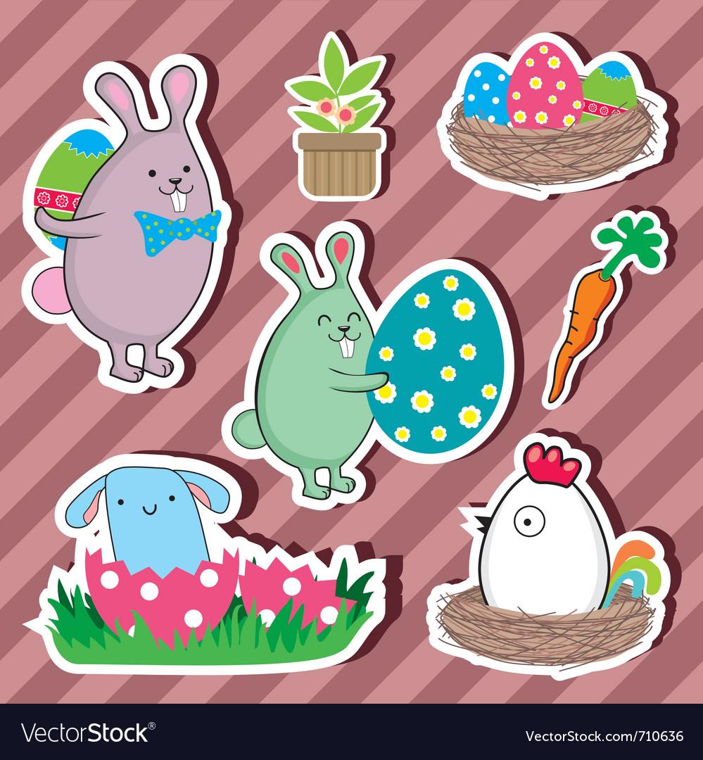 Stickers vector | Price: 1 Credit (USD $1)