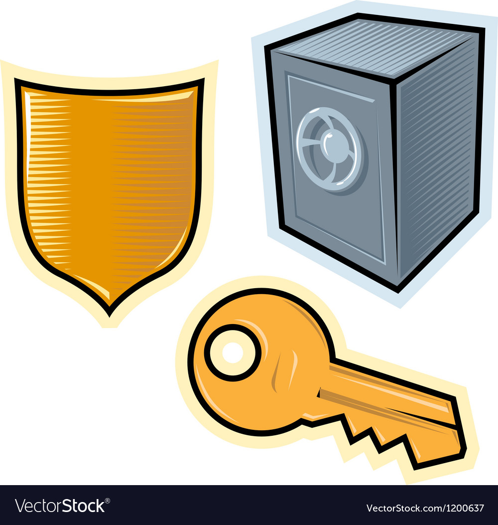 Objects for security vector