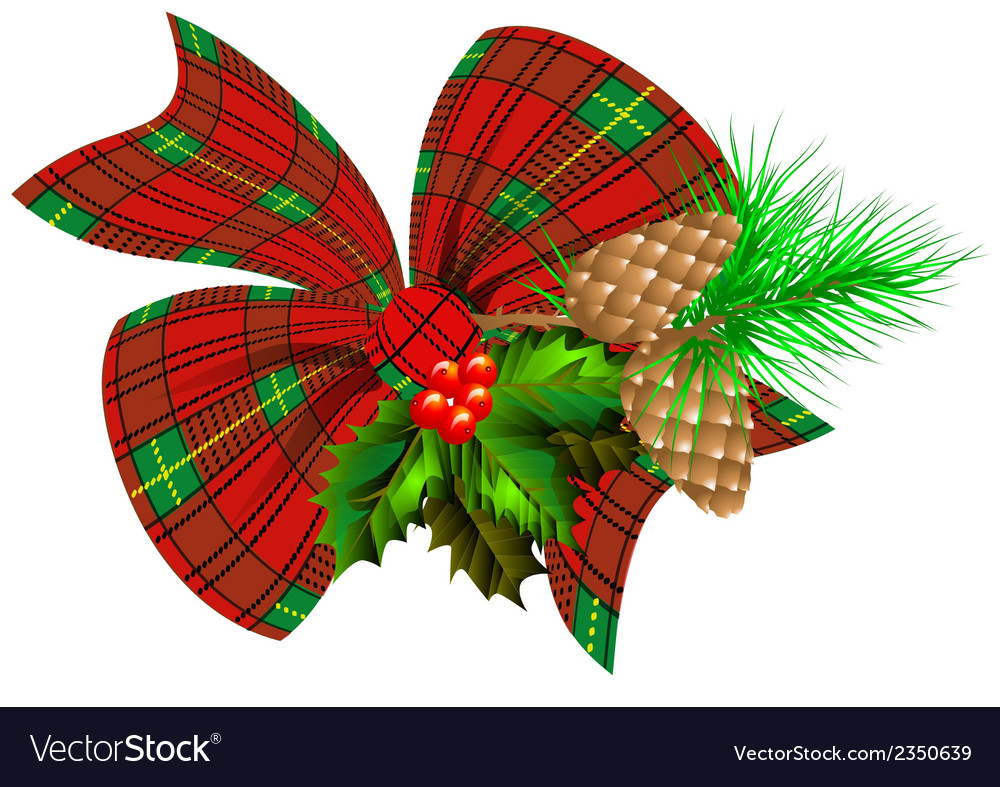 Christmas decoration vector | Price: 1 Credit (USD $1)