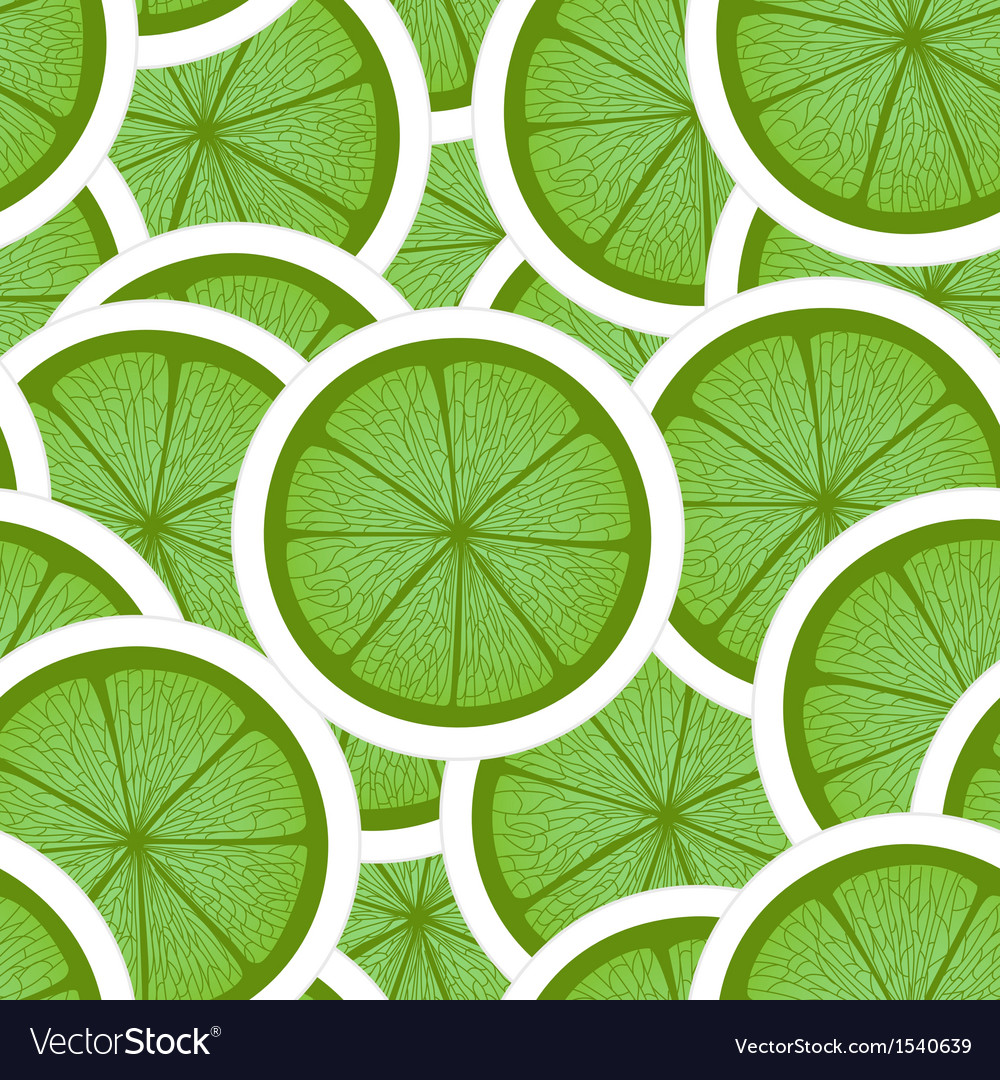 Green lime seamless background vector | Price: 1 Credit (USD $1)