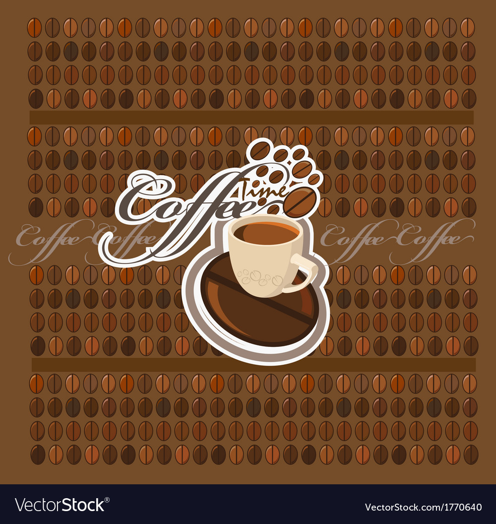 Coffe 9 new resize vector | Price: 1 Credit (USD $1)