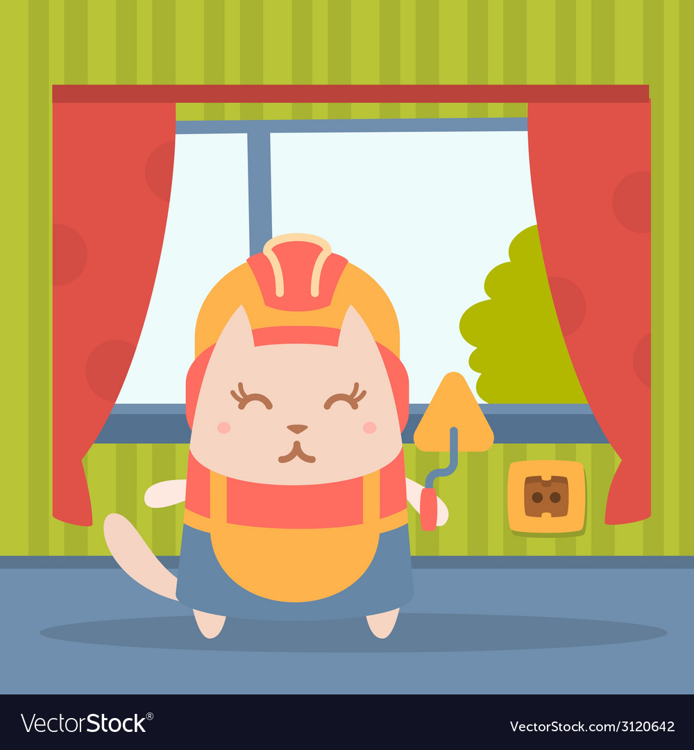 Character builder in helmet and coveralls colorful vector   Price: 1 Credit (USD $1)