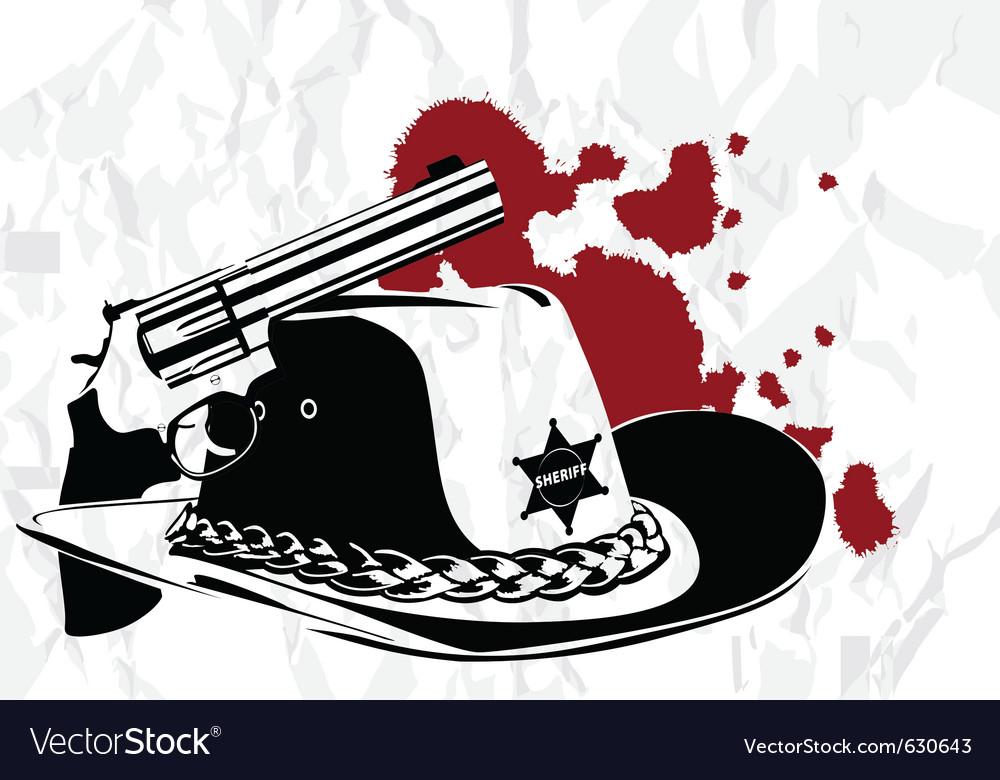 Cowboy background vector   Price: 1 Credit (USD $1)