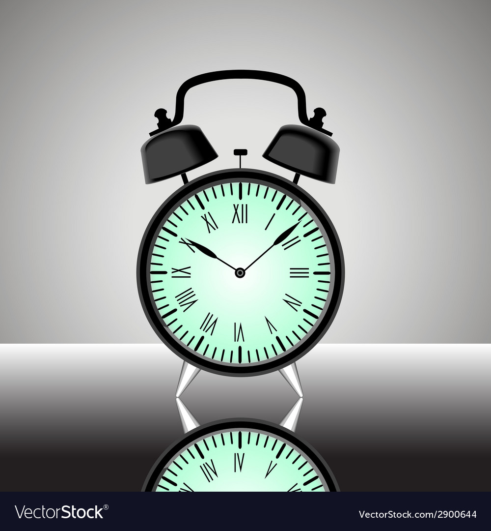Clock 01 vector | Price: 1 Credit (USD $1)