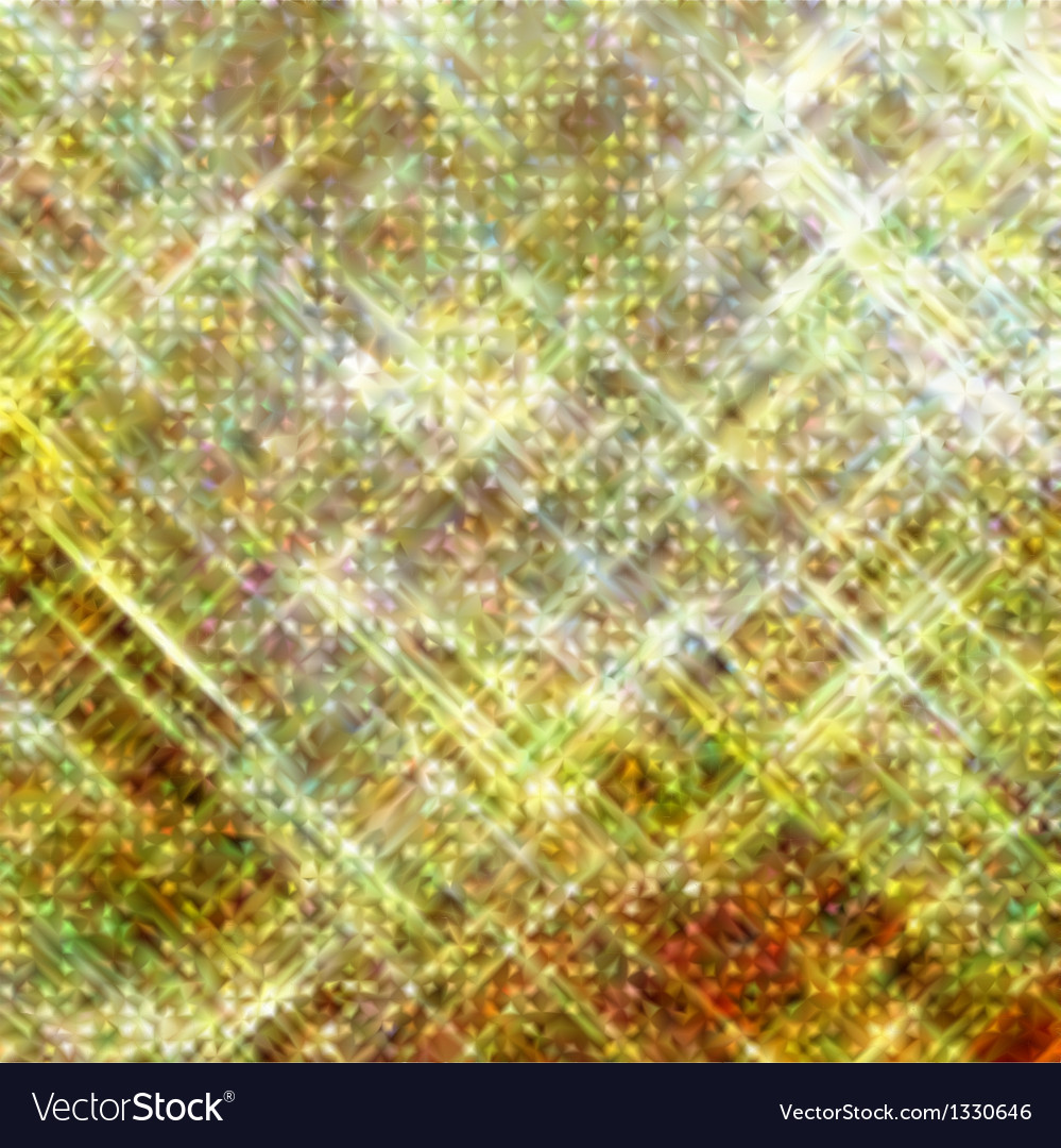 Abstract golden sparkling background vector | Price: 1 Credit (USD $1)