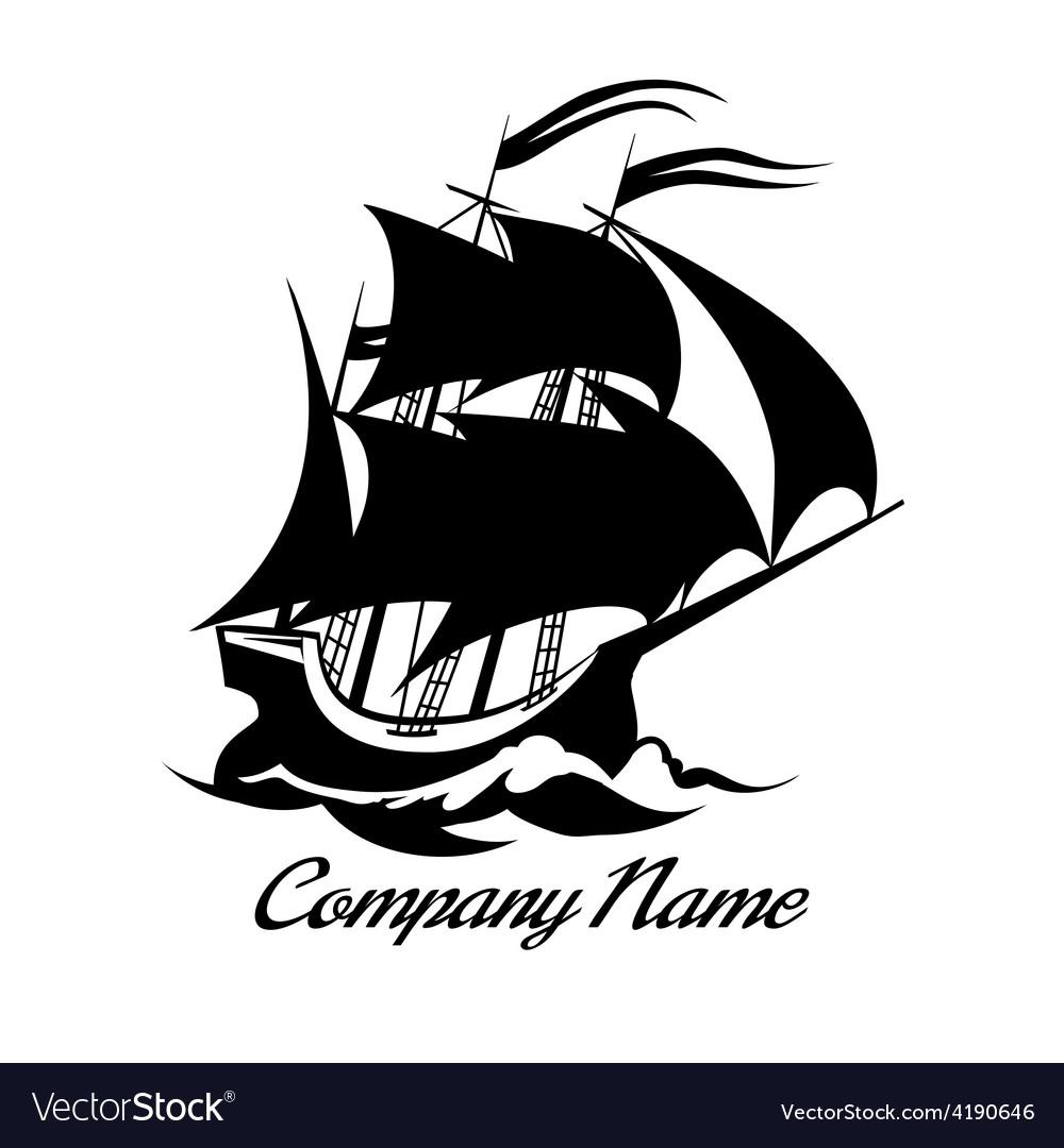 Sail boat logo icon vector   Price: 1 Credit (USD $1)