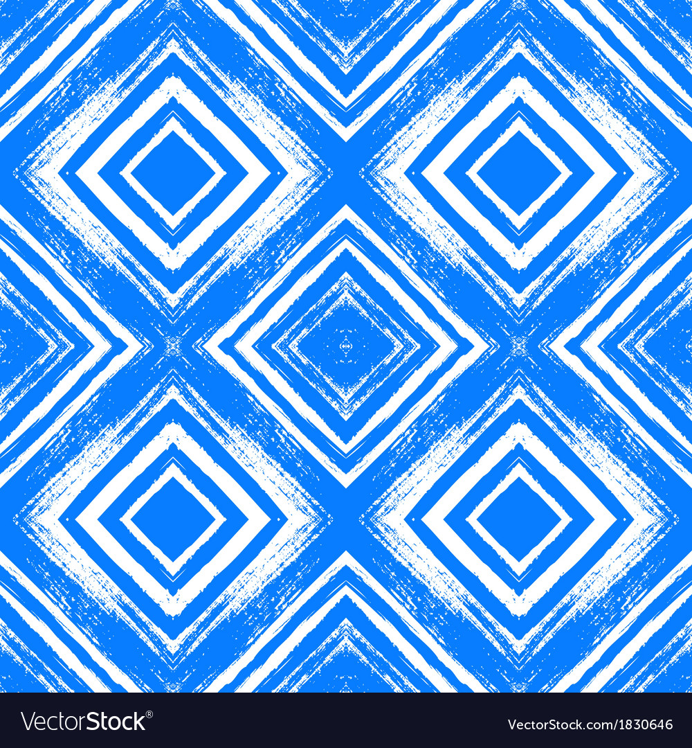 Vintage checked pattern with brushed lines vector | Price: 1 Credit (USD $1)