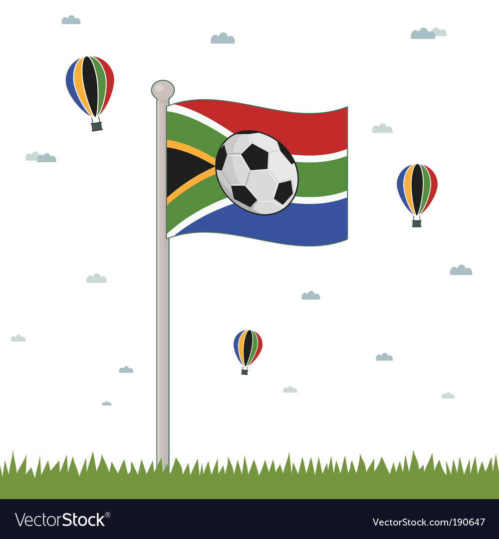 South africa world cup vector | Price: 1 Credit (USD $1)